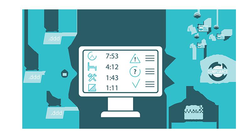 Tacho Analysis